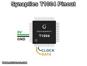 chip-synaptics-T1004-pinout