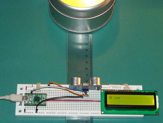 Libreria Para Arduino Del Modulo Ultrasonic Ranging Hc Sr04