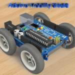 Mobility Shield for Arduino (Preview)