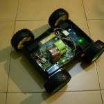 Prototype WiSpyBot (inside)